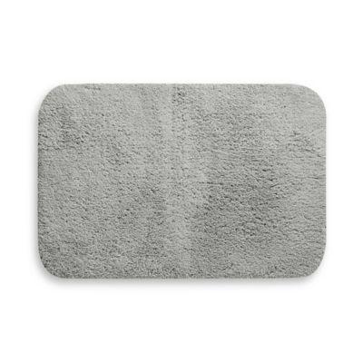 Wamsutta® Perfect Soft 17-Inch x 24-Inch Bath Rug in Grey
