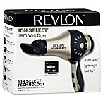Revlon®  Ion Select Professional Dryer
