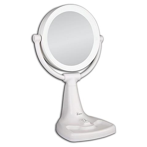 Zadro 1x 10x Magnifying Max Bright Sunlight Vanity Mirror