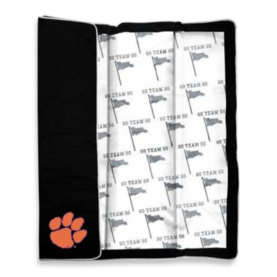 Clemson University Indoor/Outdoor Throw Blanket
