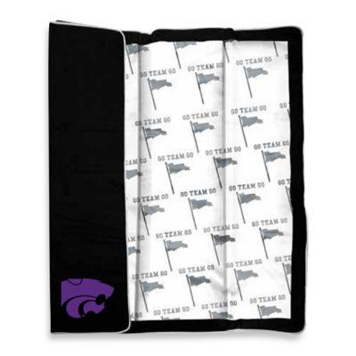 Kansas State University Indoor/Outdoor Throw Blanket
