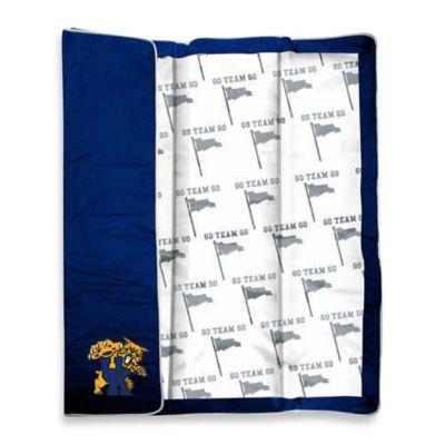University of Kentucky Indoor/Outdoor Throw Blanket