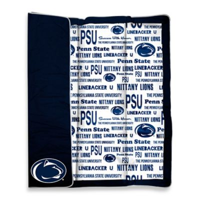 Penn State University Indoor/Outdoor Throw Blanket