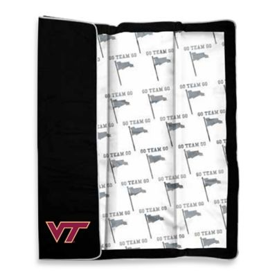 Virginia Tech University Indoor/Outdoor Throw Blanket