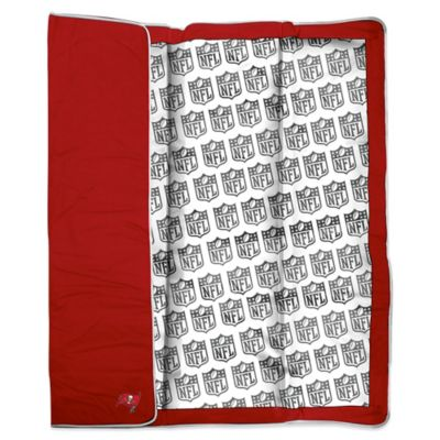 NFL Tampa Bay Buccaneers Indoor/Outdoor Throw Blanket