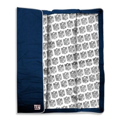 NFL New York Giants Indoor/Outdoor Throw Blanket