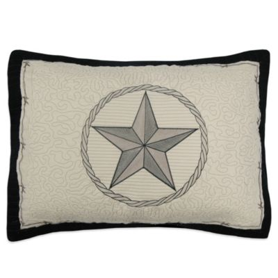Donna Texas Pride King Pillow Sham