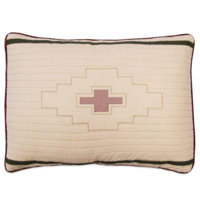 Donna Sharp Cactus Lizard Standard Pillow Sham