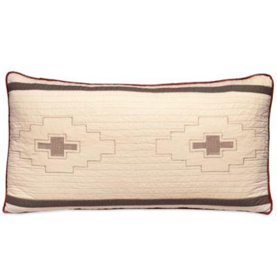 Donna Sharp Cactus Lizard King Pillow Sham