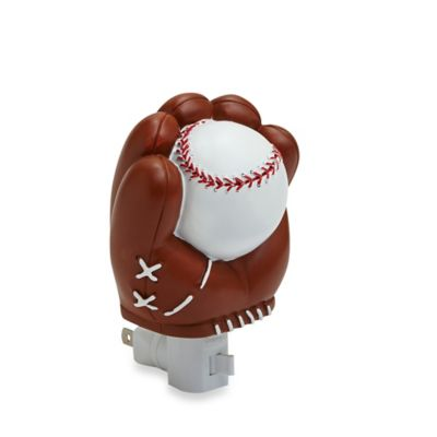 Baseball Glove Nightlight
