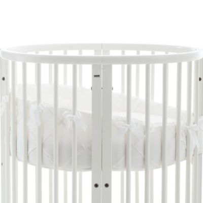 Stokke® Sleepi™ Mini Bumper in White