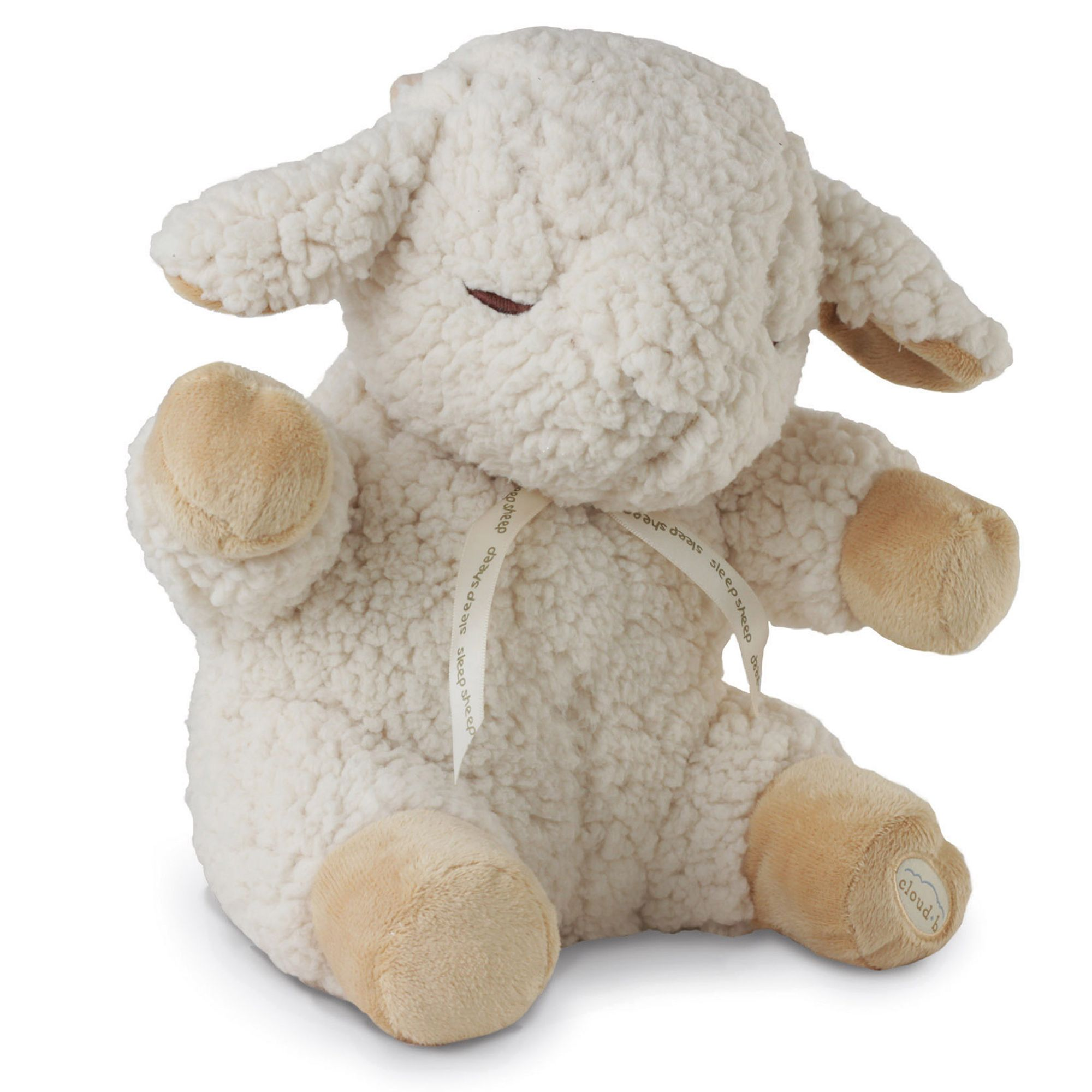 cloud b® Sleep Sheep™ 8 Sounds Soother - buybuyBaby.com