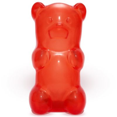GummyGoods Gummy Bear Night Light in Red