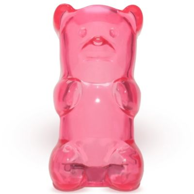 GummyGoods Gummy Bear Night Light in Pink