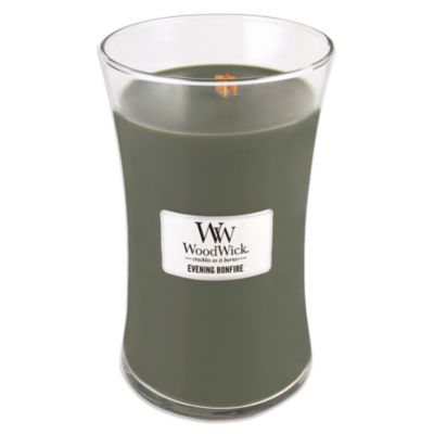 WoodWick® Evening Bonfire 22-Ounce Jar Candle