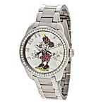 Disney® Ingersoll Classic Time Minnie Diamante Watch
