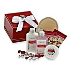 White Tea & Jasmine Spa Basket Gift Set