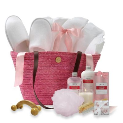 Keepsake Spa Tote