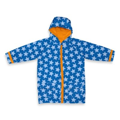 i play® Child Midweight Raincoat in Blue Star (3-4T)