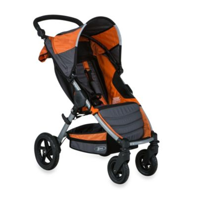 BOB® Motion® Stroller in Orange