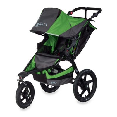 BOB® REVOLUTION® FLEX Single Stroller in Wilderness/Black