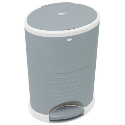 Diaper Dekor Kolor Plus Diaper Disposal System in Grey