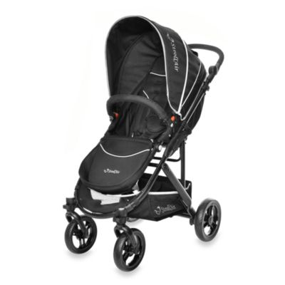 Stroll Air CosmoS Single Stroller in Black