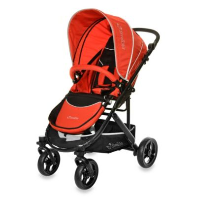Stroll Air CosmoS Single Stroller in Red