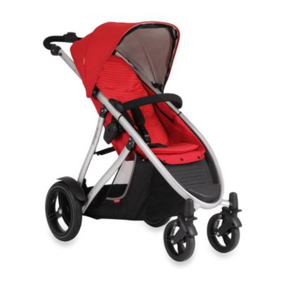 phil&teds® Verve™ Single Stroller in Cherry