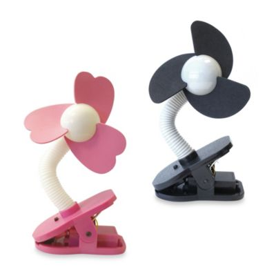 Dreambaby Clip-On Stroller Fan Stroller Accessories