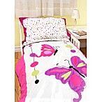 Baby's First by Nemcor 4-Piece Butterfly and Jewels Toddler Bedding Set