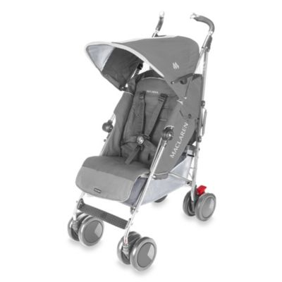 Maclaren Techno XT Stroller in Charcoal