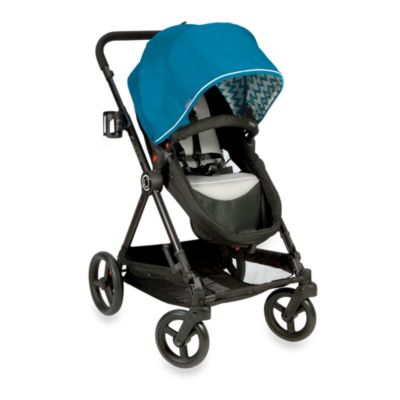 Contours® Bliss 4-in-1 Stroller System in Laguna Blue