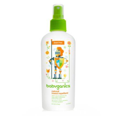 Babyganics® 6 oz. Natural Insect Repellent