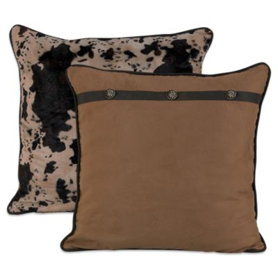 Caldwell Reversible European Pillow Sham