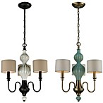 HGTV HOME Lilliana 3-Light Pendant Chandelier