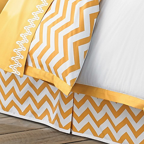 King Size Bed Skirt Butter