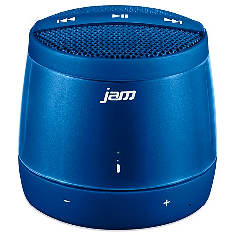 Buy Jam 174 Touch Bluetooth 174 Speaker In Red From Bed Bath