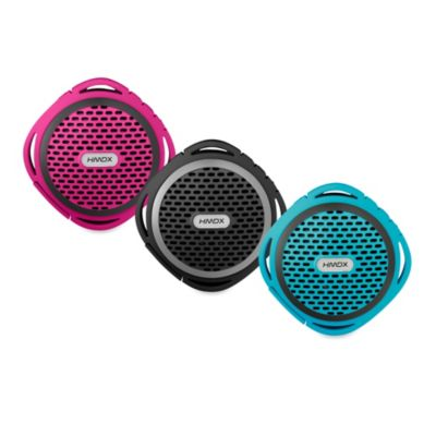 HMDX Flow™ Rugged Wireless Speaker in Blue