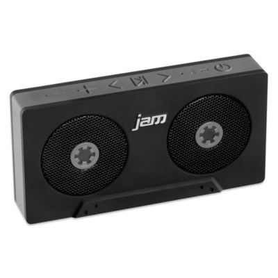 JAM Rewind Wireless Pocket Speaker in Gray