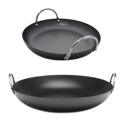 Black Paella Pan