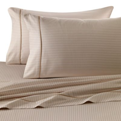Gray Stripe Sheets