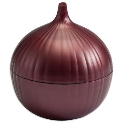 Hutzler Onion Saver™ in Red