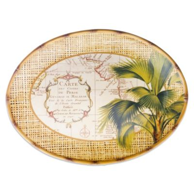 Certified International 16 Oval Platter