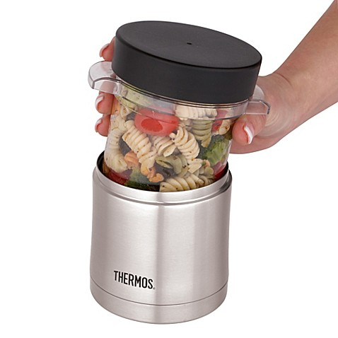 Buy Thermos® 12-Ounce Vacuum-Insulated Food Jar with ...