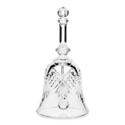 Godinger Dublin Crystal Bell