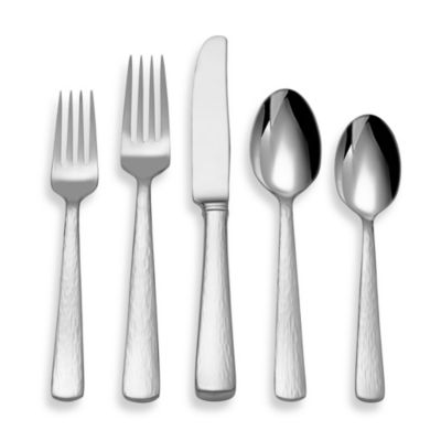 Reed & Barton Silver Echo 5-Piece Flatware Place Setting