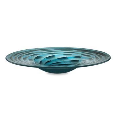 Lenox® Seaview Swirl 18-Inch Platter
