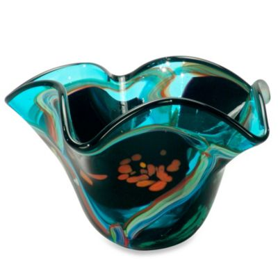 Seapointe Art Glass Bowl
