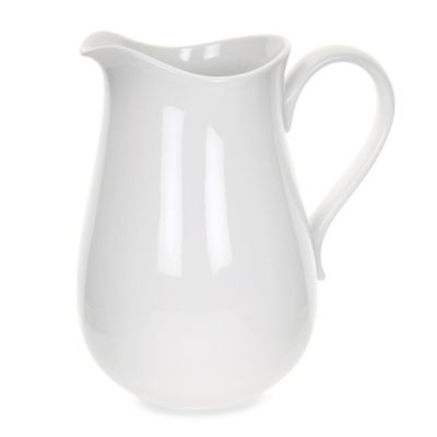 Portmeirion® Ambiance 2-Pint Pitcher in Pearl